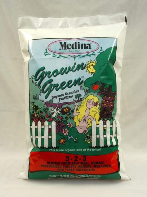 Growin Green 40Lb 3-2-3